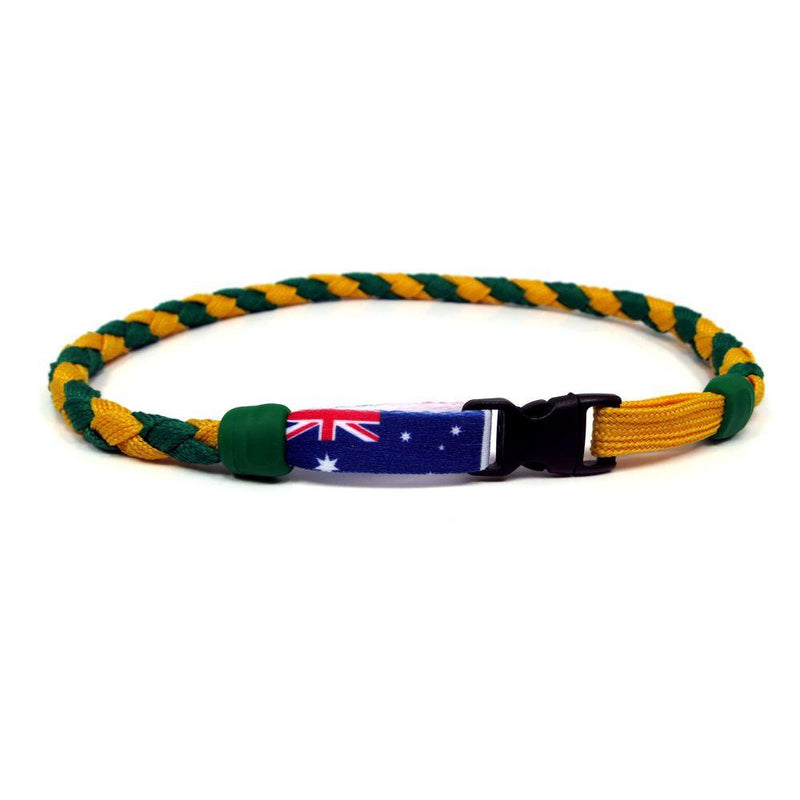 Australia Soccer Necklace - Swannys