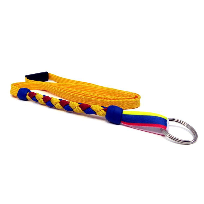 Colombia Soccer Lanyard - Swannys