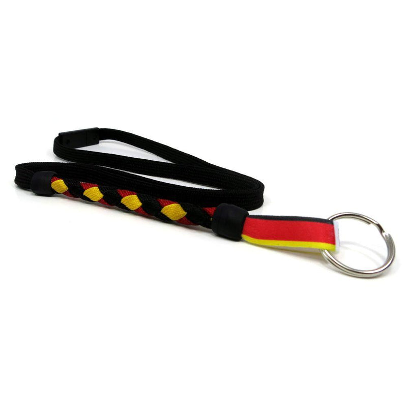 Germany Soccer Lanyard - Swannys