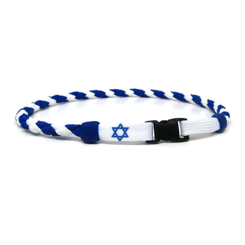 Israel Soccer Necklace - Swannys