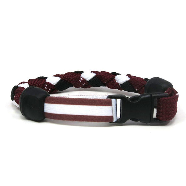 Latvia Hockey Bracelet - Swannys