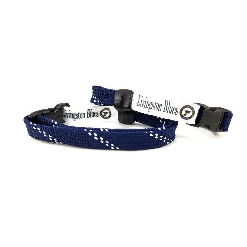 Hockey Lace Bracelets by Swannys. Buy in Bulk!