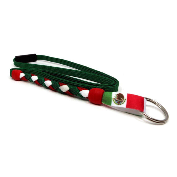 Mexico Soccer Lanyard - Swannys