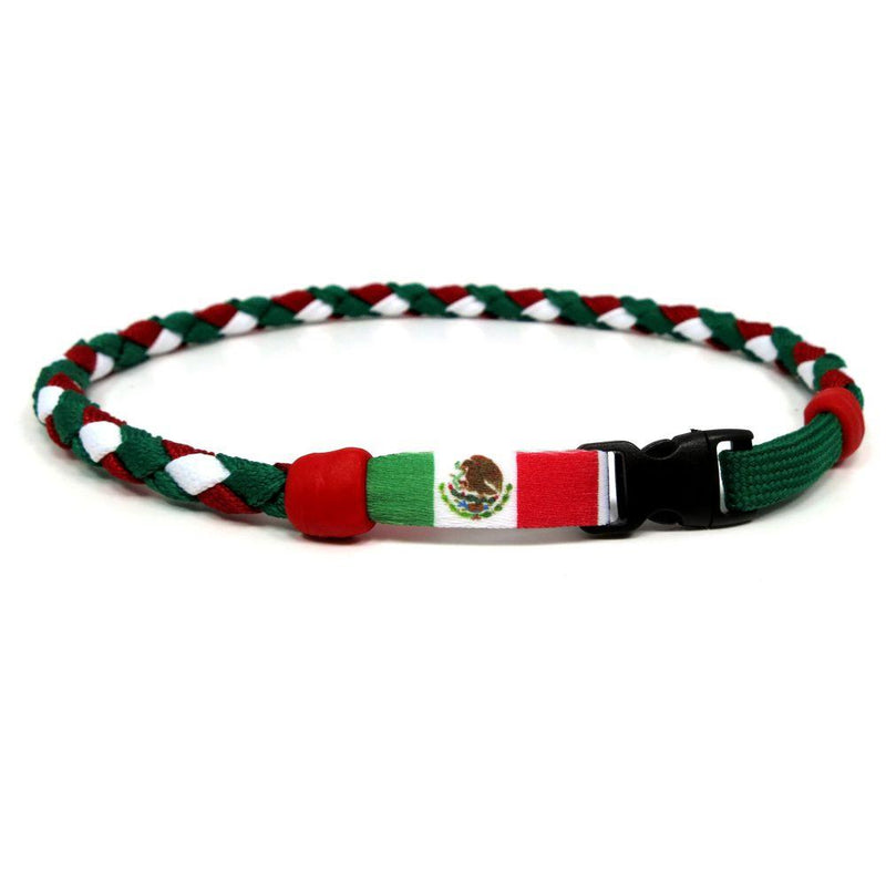 Mexico Soccer Necklace - Swannys