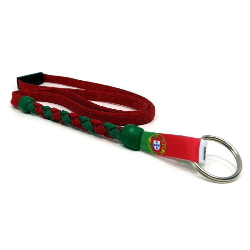 Portugal Soccer Lanyard - Swannys