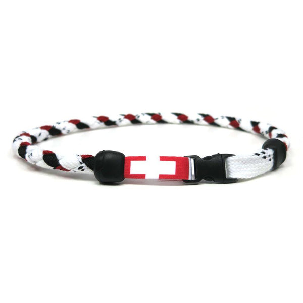 Switzerland Hockey Necklace - Swannys
