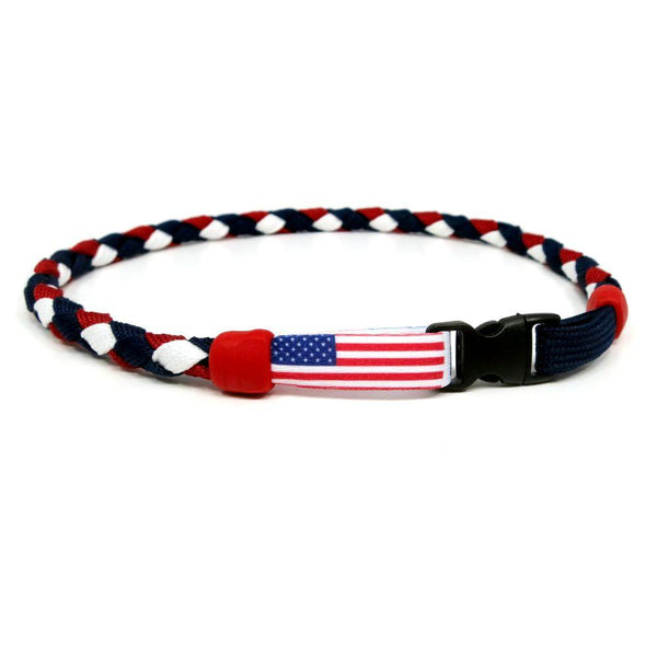 United States Soccer Necklace - Swannys