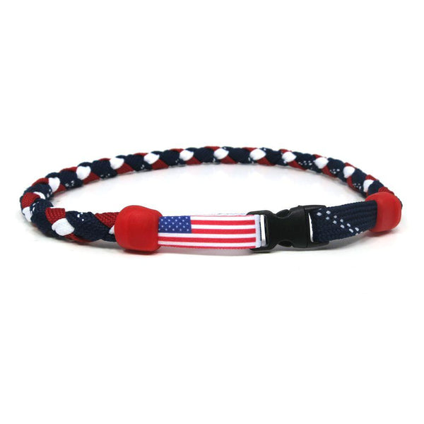 United States Hockey Necklace - Swannys