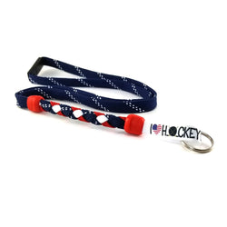 I Heart USA Hockey Lanyard by Swannys