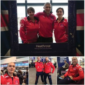 TEAM ENGLAND HEAD TO IUKL WORLD CHAMPIONSHIPS 2015
