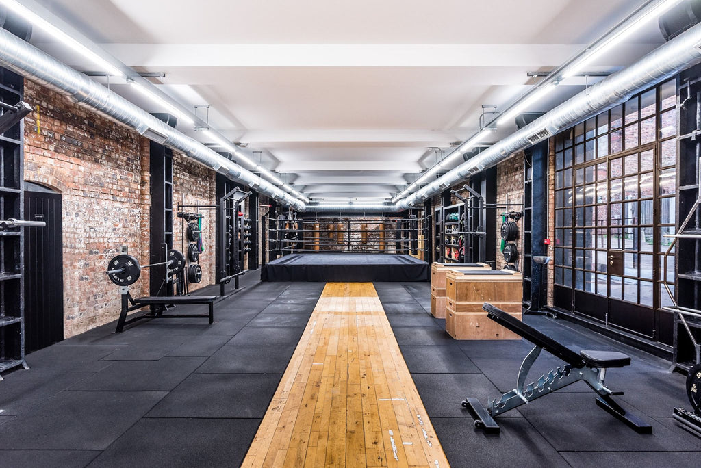 Birmingham's Henrietta Street Gym - Fighting Fit with Wolverson Kit