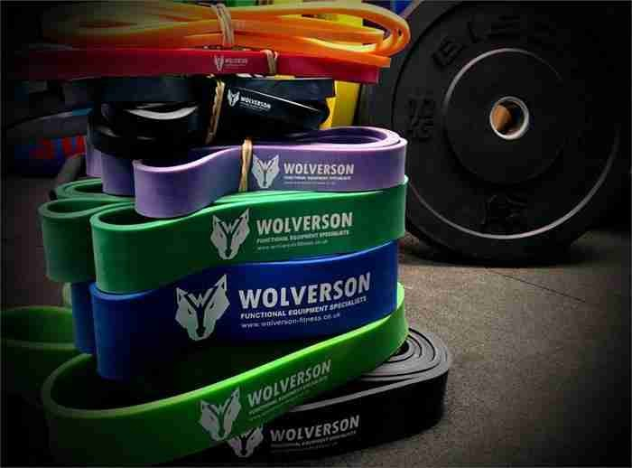 Wolverson resistance bands
