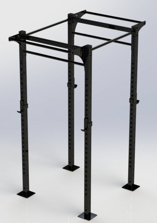 Bison Series - 2 Bay Freestanding Rig With Dirty South