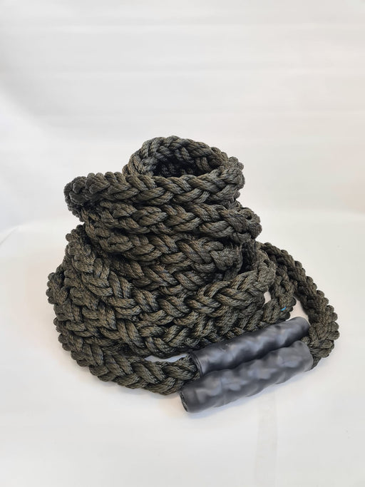 Wolverson Green Battle Rope UK Made - Wolverson Fitness