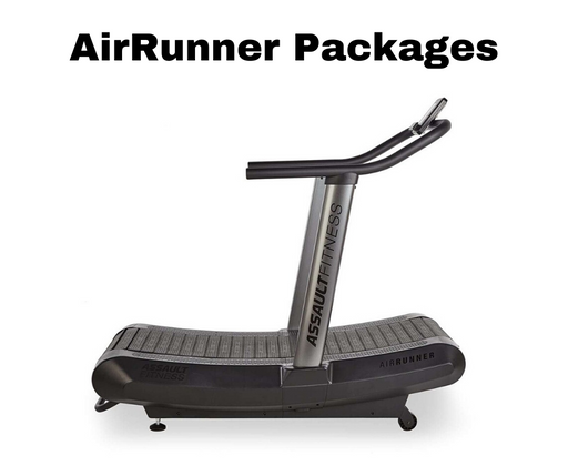 AirRunner Packages - Wolverson Fitness