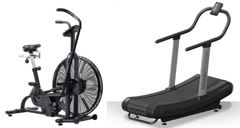 Classic AirBike/AirRunner Package - Wolverson Fitness
