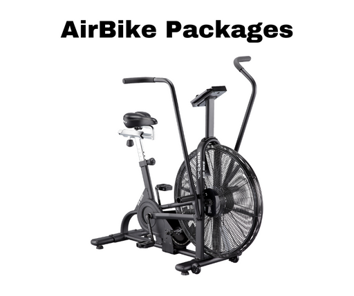 Classic AirBike Packages - Wolverson Fitness