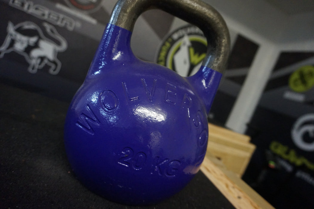 Competition Russian Kettlebells (MK2) (Pairs) - Wolverson Fitness