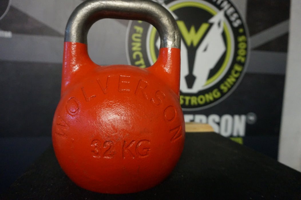 Competition Russian Kettlebells (MK2) - Wolverson Fitness