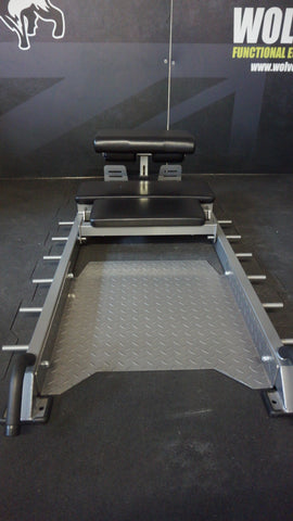 Hip Thruster Bench