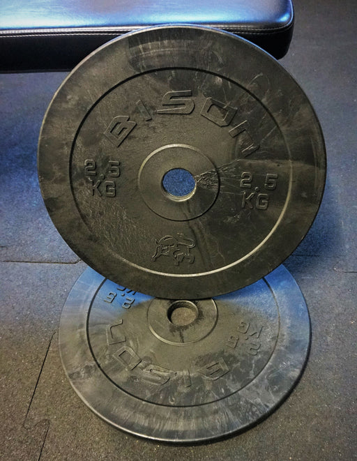 2.5kg Technique Plates (pair) - Wolverson Fitness
