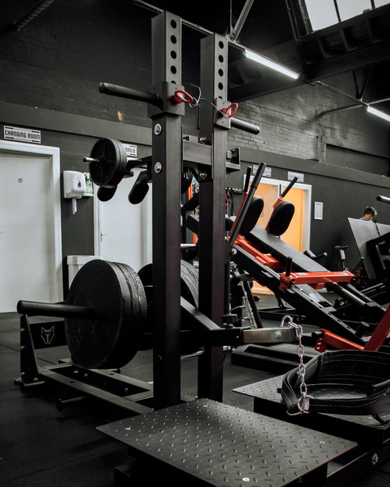 Wolverson Belt Squat Machine - Wolverson Fitness
