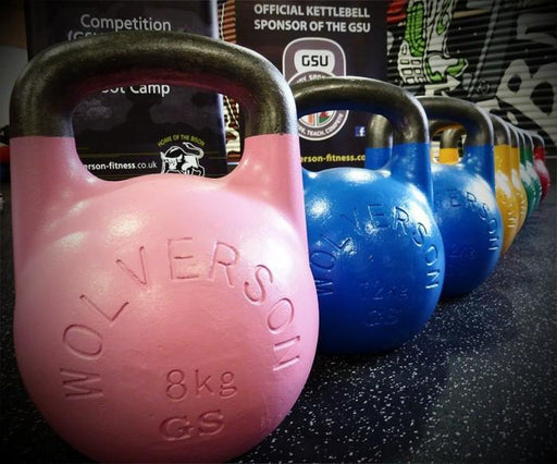Wolverson & Bison Ex-Demo Equipment, Kettle Bells & Bumpers - Wolverson Fitness