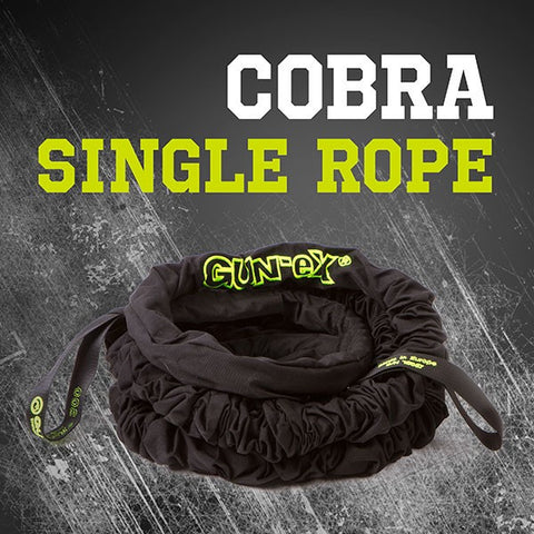 GUN-eX Cobra Single Rope - Wolverson Fitness