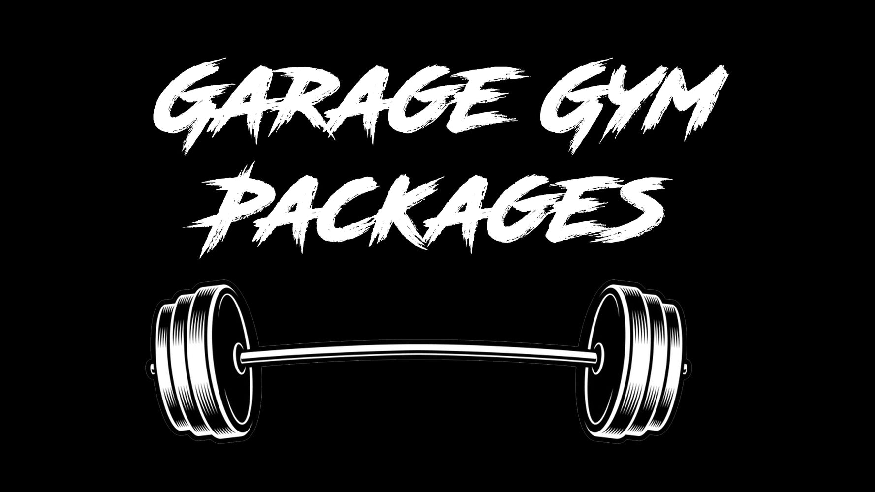 Garage Gym Packages - Wolverson Fitness