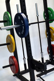 Wolverson Half Rack with Multi-grip Attachment - Wolverson Fitness