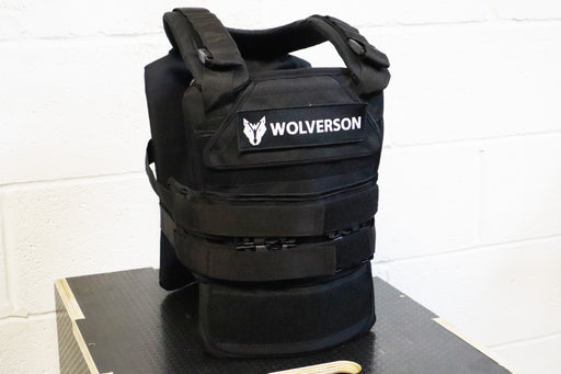 Tactical Vest - Wolverson Fitness