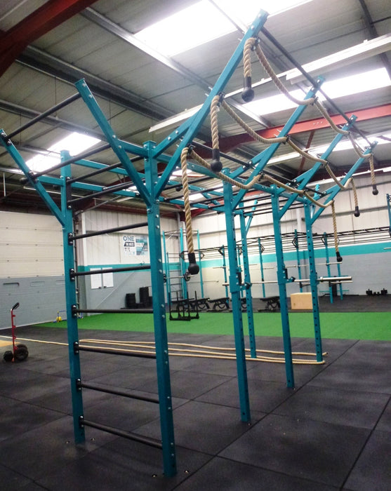 Bespoke Rigging Service - Wolverson Fitness