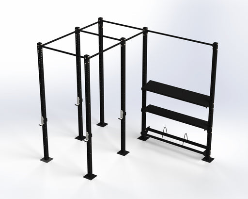 Bison Series Storage Pod - Wolverson Fitness