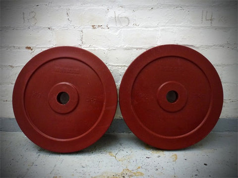 5kg Technique Plates - Wolverson Fitness