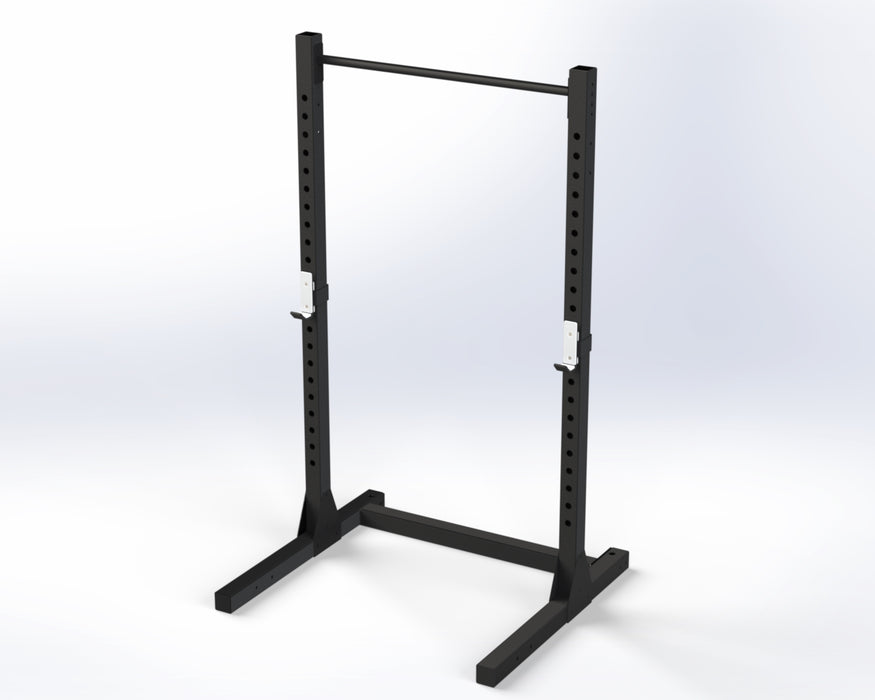 Wolverson Free-Standing Squat Rack - Wolverson Fitness
