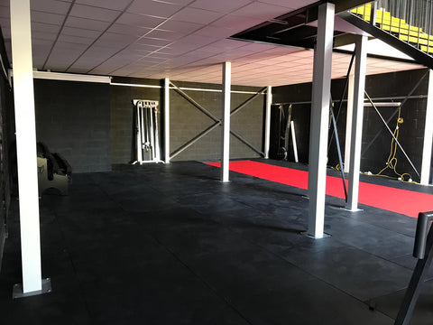 Gym Flooring 20mm - Wolverson Fitness