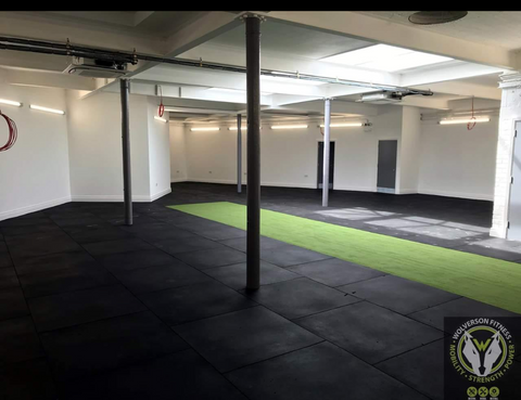 Gym Flooring 20mm PRE-ORDER NOW   DELIVERY FROM  08/10/2019 - Wolverson Fitness