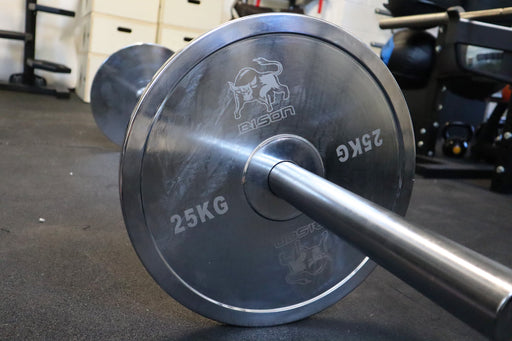 Bison Power Plates 1 mixed set available - Wolverson Fitness
