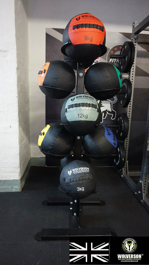 The Wolverson WallBall Tower - Wolverson Fitness