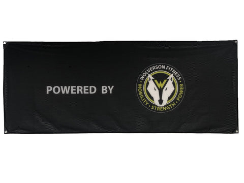 Wolverson Fitness Banner - Wolverson Fitness