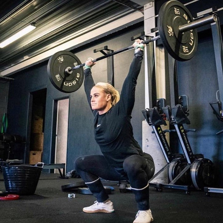 Wolverson Fitness Barbell