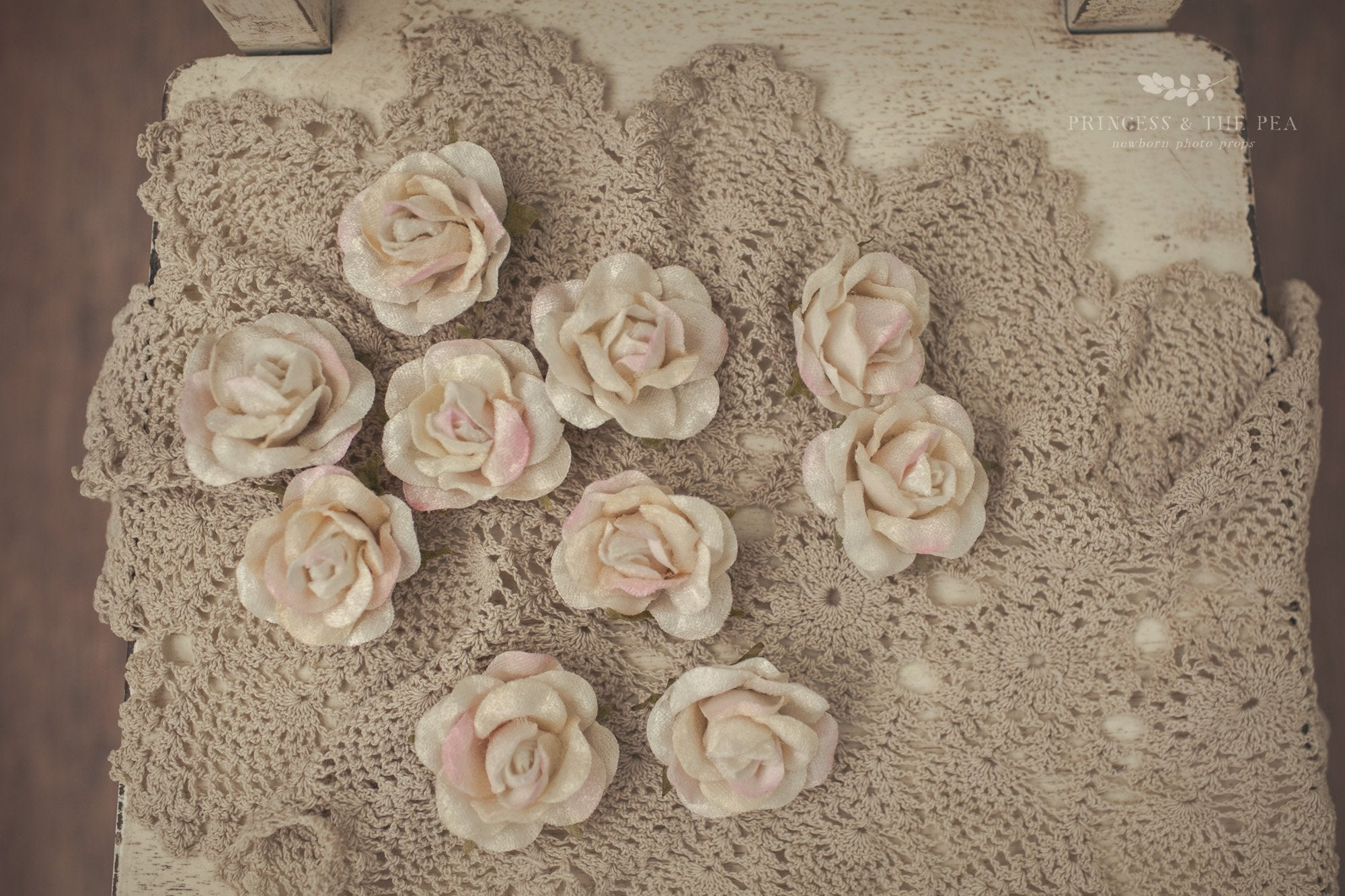 Velvet Roses - Princess & the Pea Props