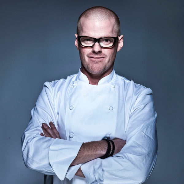 Heston's no fat duck