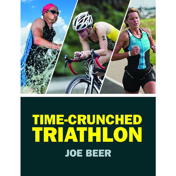Win the Time-Crunched Triathlon best seller