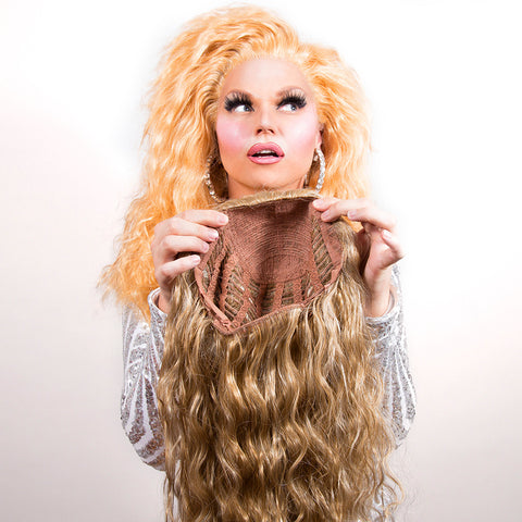 Courtney Topper - Glamazon