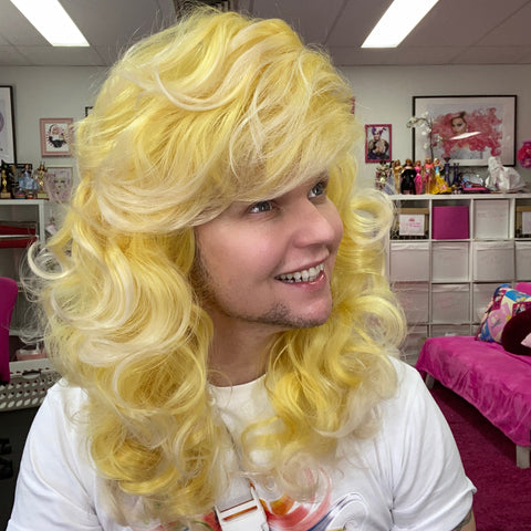 Dolly - Mattel Blonde