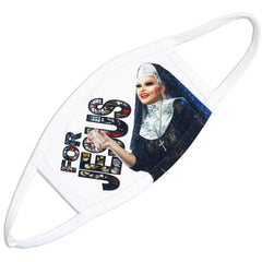 Fashion Masks-For Jesus