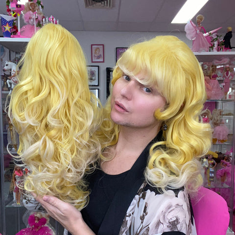 Jeannie + Topper - Mattel Blonde