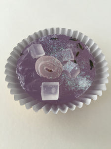 Cupcake moisturizing soap
