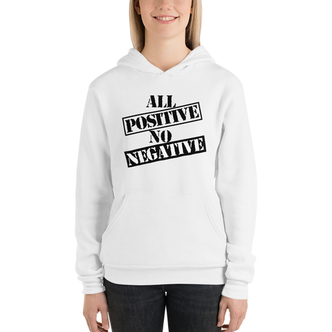 All Positive Hoodie - LalaLiv